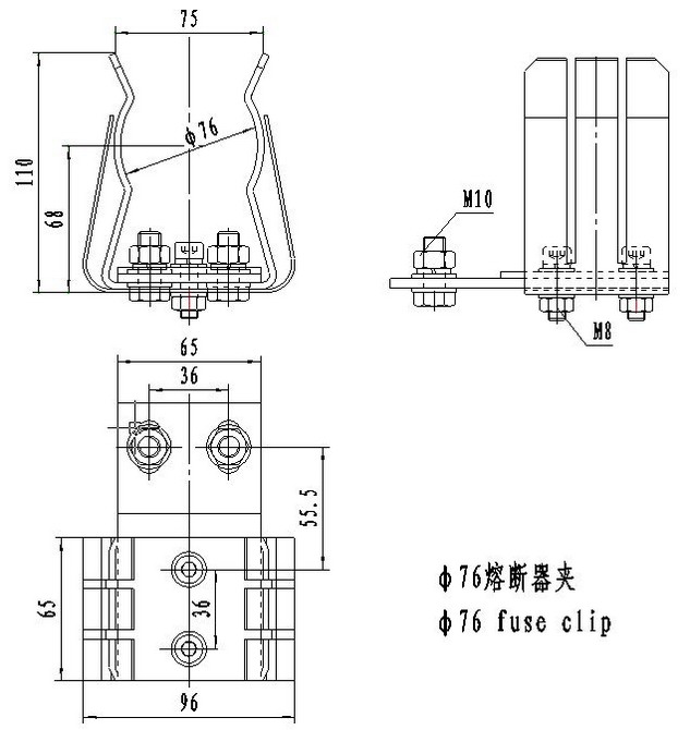 fuse and accessories wuxi lanhong electric co   ltd